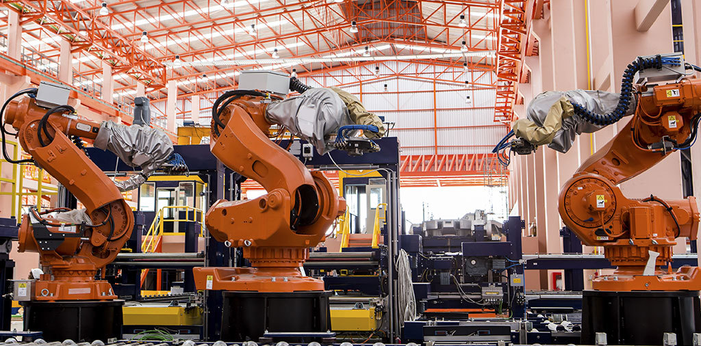 The impact of Industry 4.0 on the Transport & Logistics sector