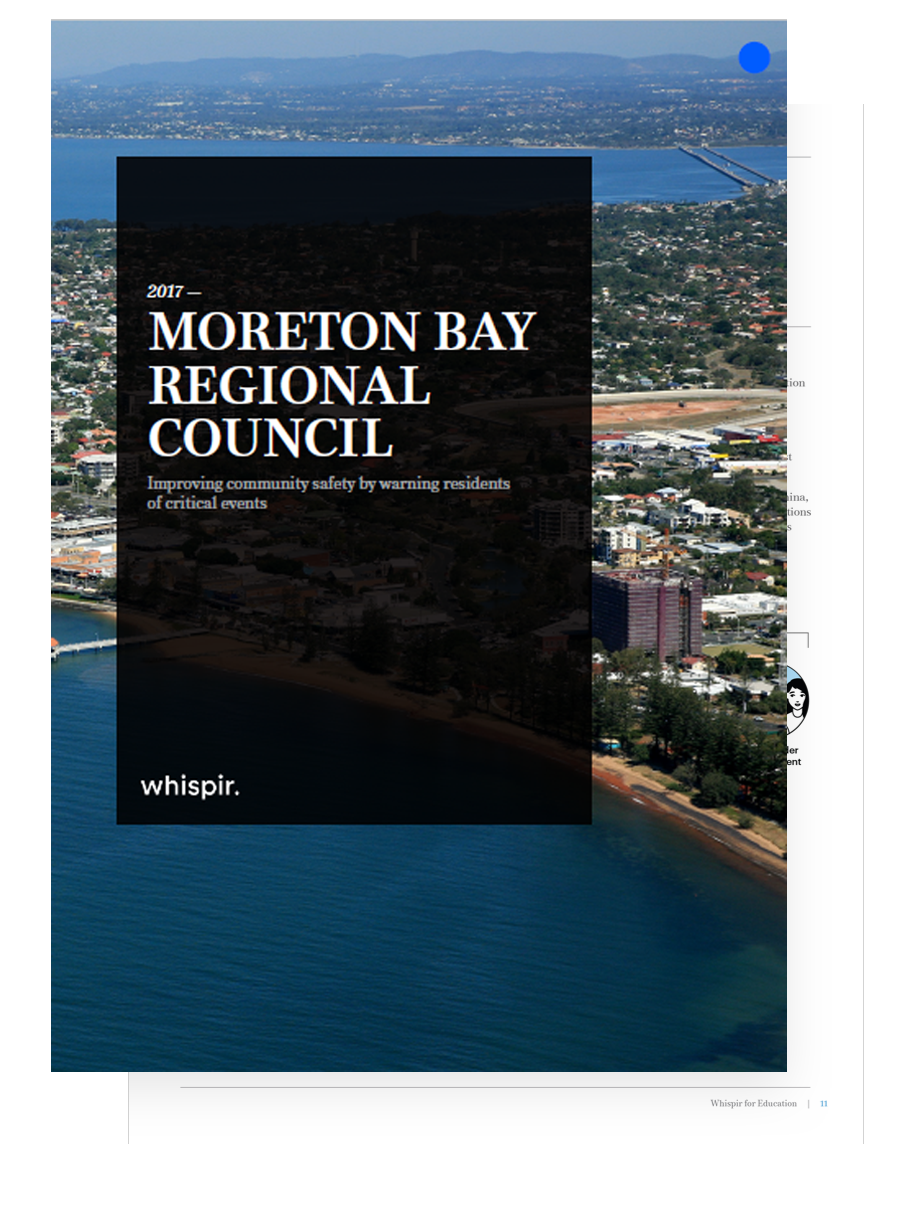 success for moreton bay regional council