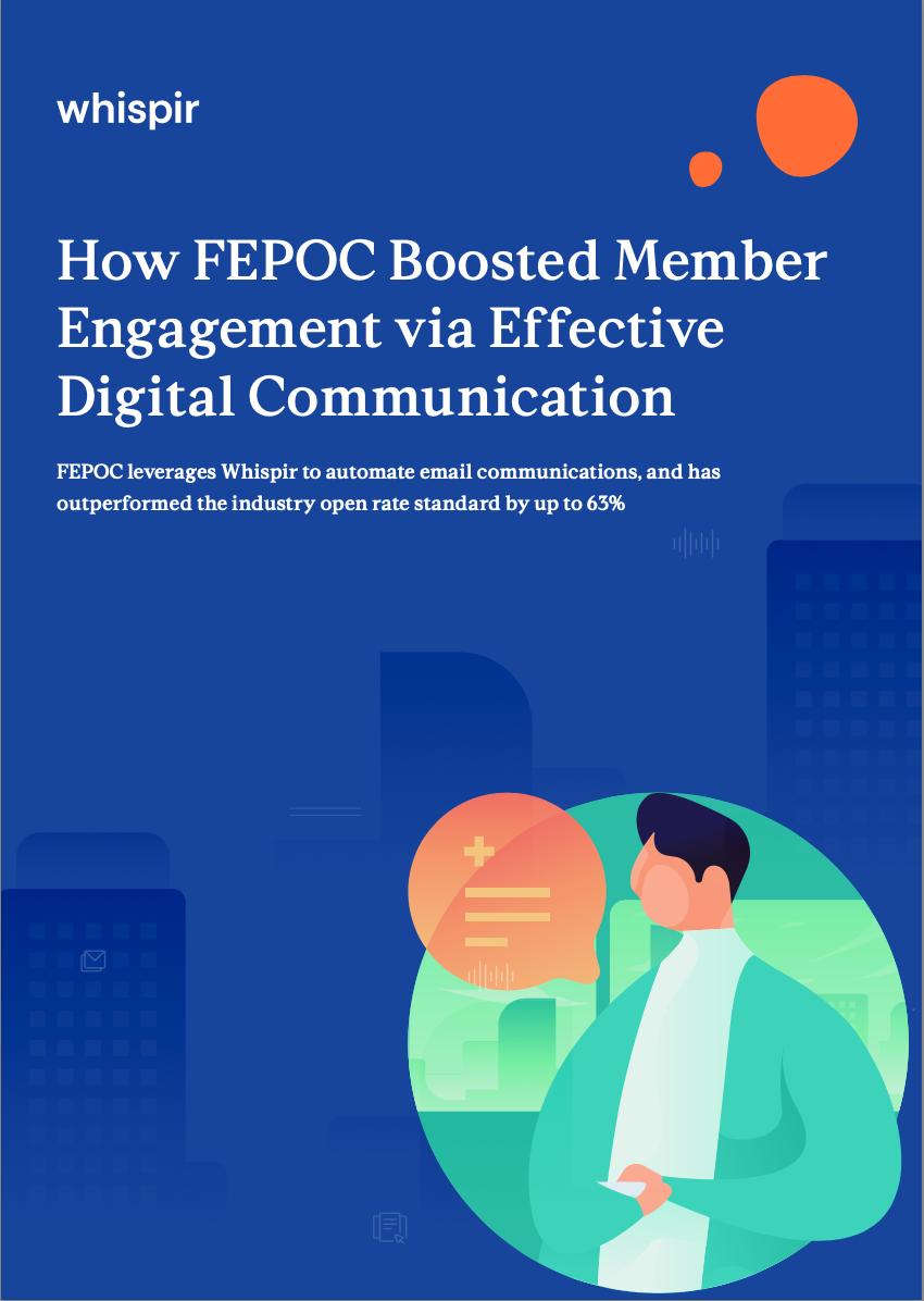 How FEPOC Boosted Member Engagement via Effective Digital Communication Image