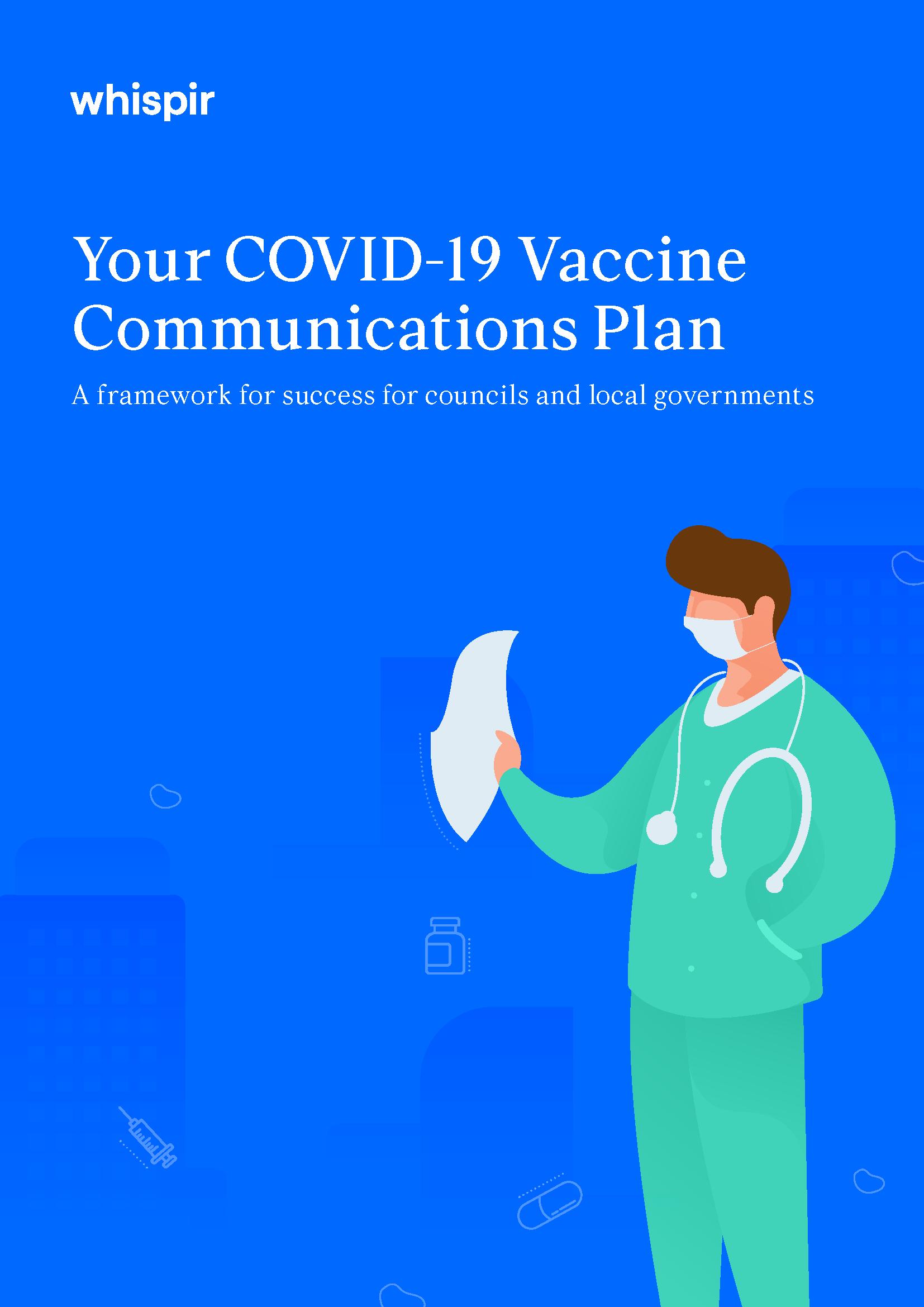 Covid Vaccine AU Image