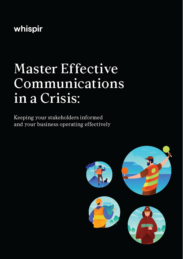Master Communications in a Crisis Image