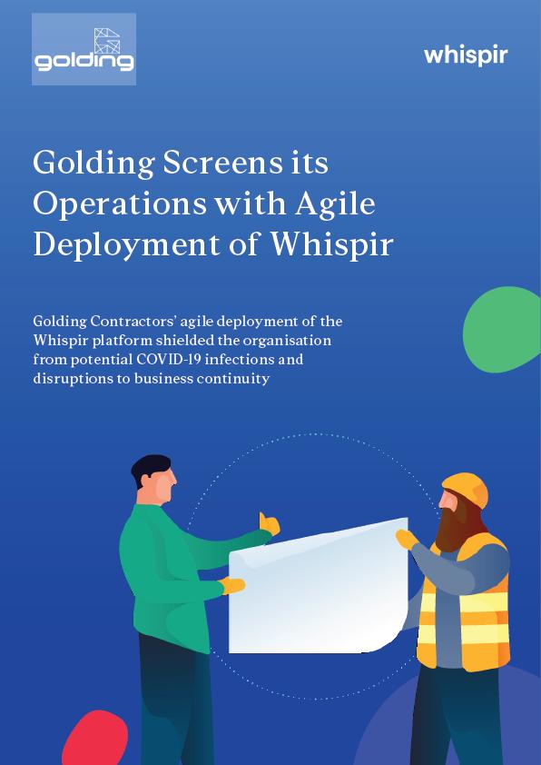 Golding Case Study Image