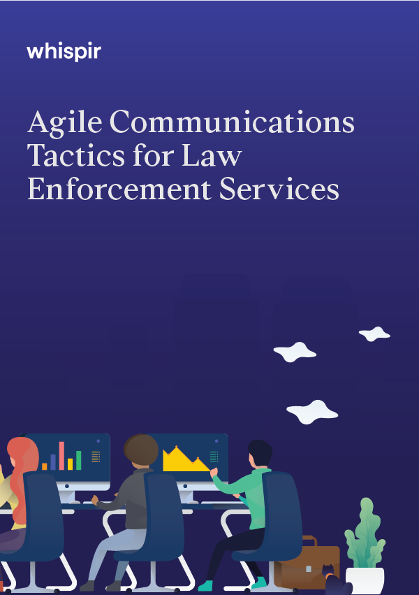 Agile Communications Tactics for Law Enforcement Services Image
