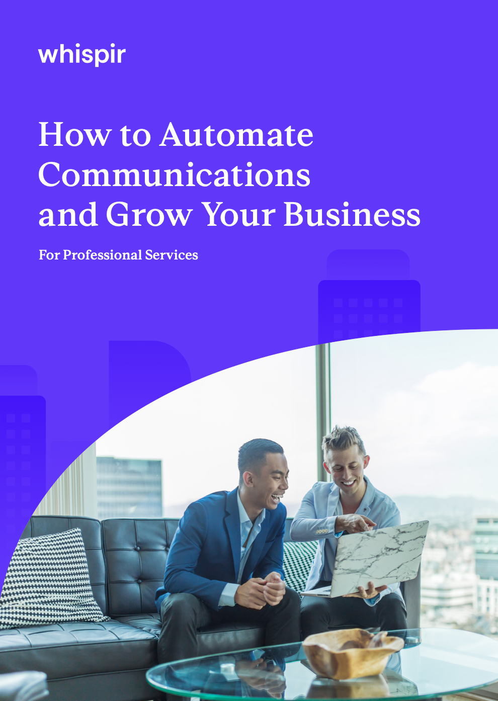 Professional Services: Automate and Grow Image